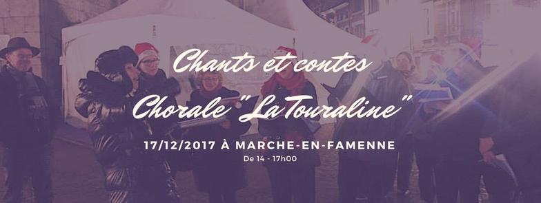 Chants et contes en Marche par La Touraline